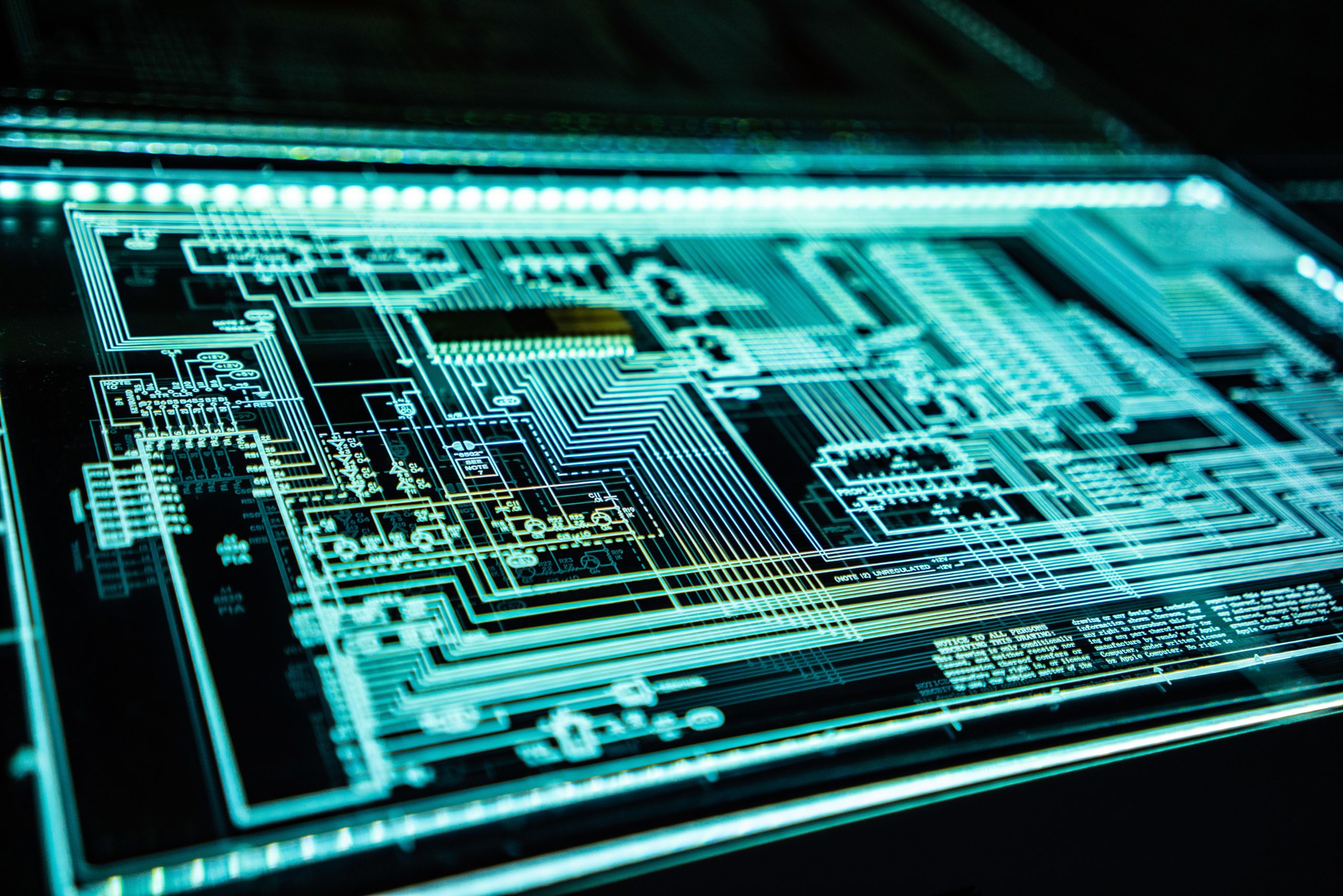 Semiconductors: The Smallest, Smartest Parts Of Our Everyday World